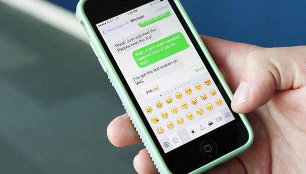 Flørte via SMS mann