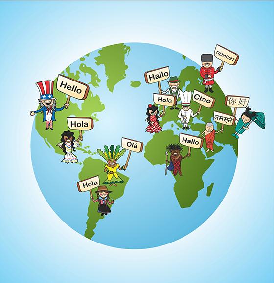 world languages image