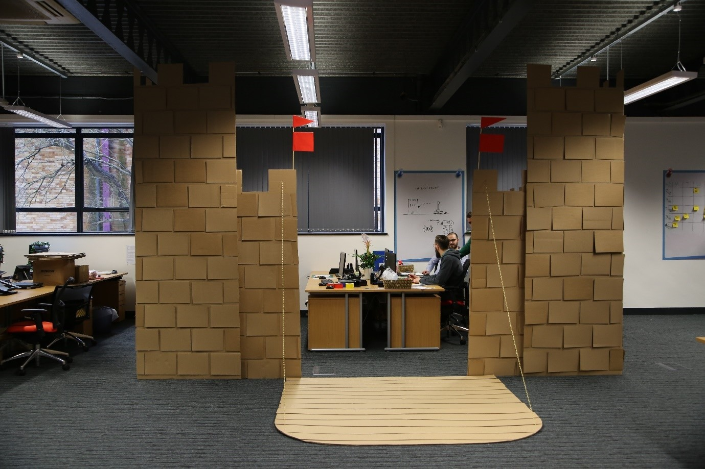 Office Fort (1)