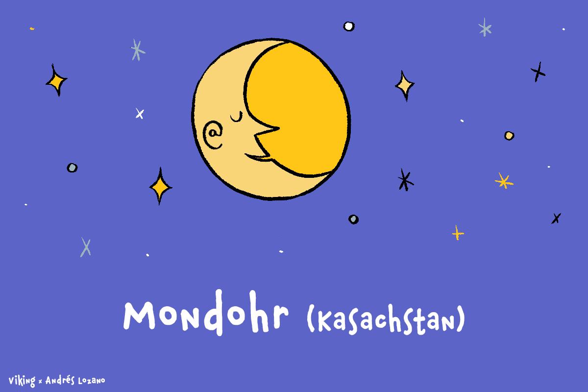 Mondohr