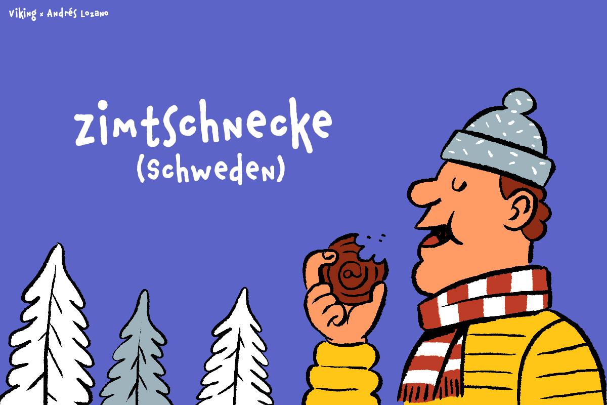 Zimtschnecke